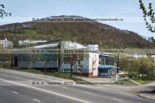 Бассейн на 4-м километре в городе Петропавловске-Камчатском