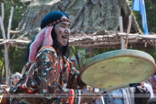 Фоторепортаж: фотографии празднования Дня аборигена на Камчатке, приуроченного к Международному дню коренных малочисленных народов мира