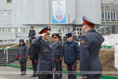 Фоторепортаж: День камчатской милиции. Управление внутренних дел по Камчатскому краю, город Петропавловск-Камчатский