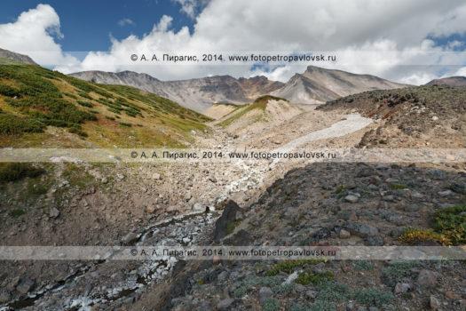 10 фотографий вулкана Дзензур, или вулкана Дзензурского на полуострове Камчатка