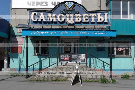 Фотография магазина ювелирных изделий и посуды «Самоцветы» в городе Петропавловске-Камчатском