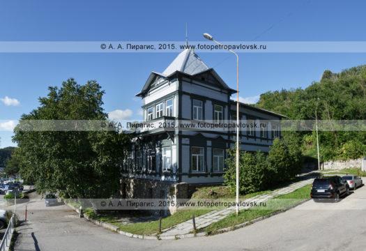 Фотография: Камчатский краевой объединенный музей (Kamchatka regional unified museum). Камчатский край, город Петропавловск-Камчатский