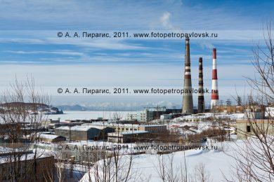 Камчатская ТЭЦ-1, город Петропавловск-Камчатский, улица Сахалинская, 28