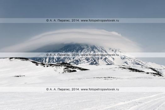 Фотографии вулкана Корякская сопка на полуострове Камчатка