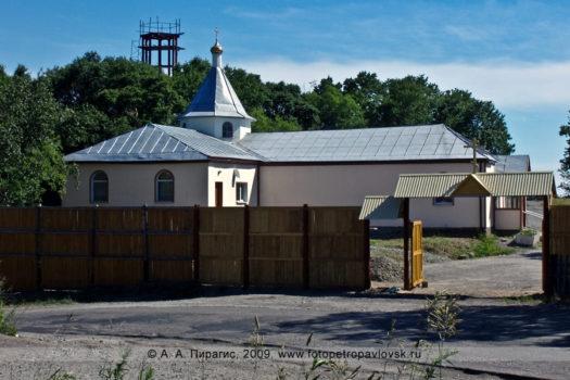 Камчатский Свято-Пантелеимонов мужской монастырь в городе Петропавловске-Камчатском
