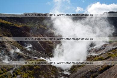 Фотографии: Дачные термальные источники на полуострове Камчатка