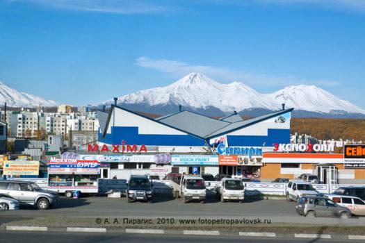 """Фотография: """"Новый рынок"""" в городе Петропавловске-Камчатском"""
