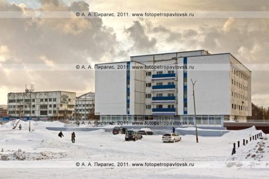 """Фотография гостиницы """"Петропавловск"""" в городе Петропавловске-Камчатском"""