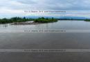 Фотографии летнего вида на реку Камчатку в Камчатском крае