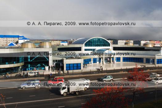 Фотография рынка на 6-м километре в Петропавловске-Камчатском