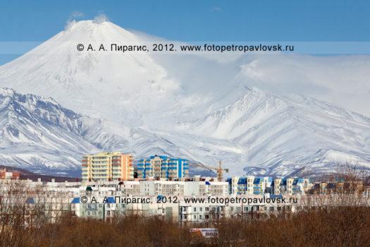 Фотографии города Петропавловска-Камчатского, микрорайон Северо-Восток
