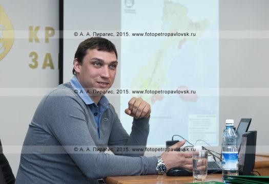 Фотография: Тихон Шпиленок — директор Кроноцкого природного биосферного заповедника на Камчатке
