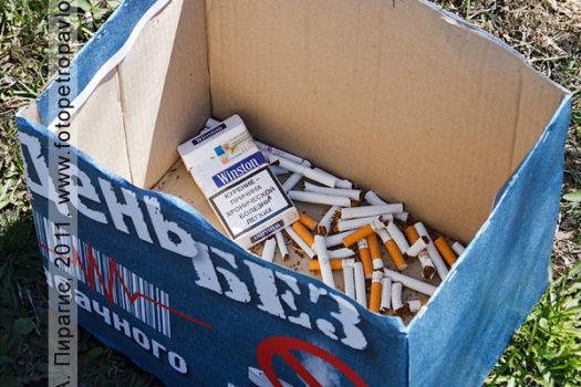 """Фоторепортаж: акция """"Поменяй сигарету на конфету!"""" в городе Петропавловске-Камчатском"""