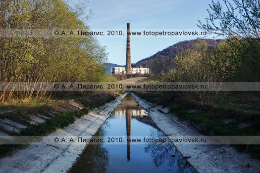 Фотографии: Камчатская ТЭЦ № 2 в городе Петропавловске-Камчатском