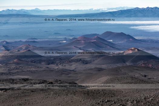 Фотографии Толбачинского дола на полуострове Камчатка